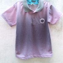 Camisa Polo - 8 anos - Não informada