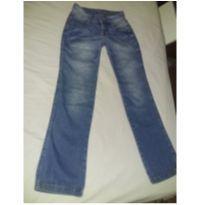 Calça Jeans Infantil - 8 anos - Outra