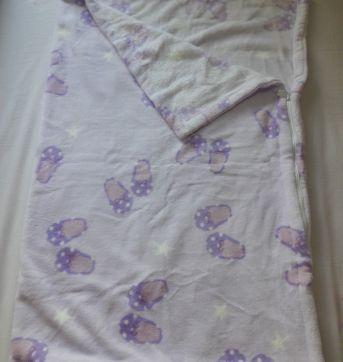 Cobertor saco com ziper - Sem faixa etaria - Zelo