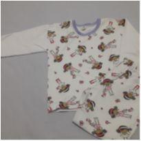 Pijama - 4 anos - Não informada