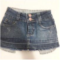 Saia Jeans - 4 anos - CBP