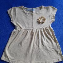 Camiseta Amarela - 4 anos - marisa