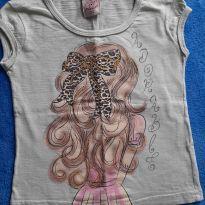 Camiseta Palomino - 4 anos - Palomino