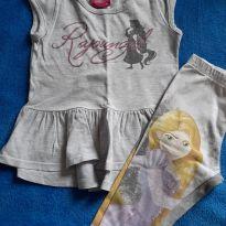 Conjunto Rapunzel - 2 anos - Brandili