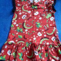 Vestido de frutinhas! - 3 anos - Zig Zig Zaa