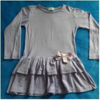Vestido Lilãs - 3 anos - Bambini
