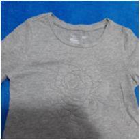 Blusa de manga comprida Baby Gap - 4 anos - Baby Gap