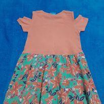 Vestido Moana - 2 anos - marisa