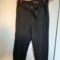 Calça Pantalona - P - 38 - Não informada