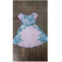 Vestido lindo Petit Cherie - 6 anos - Petit Cherie