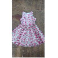 Vestido infantil festa Petit Cherie, lindo!!! - 6 anos - Petit Cherie