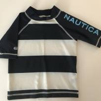 Camiseta UV Nautica - 2 anos - Nautica