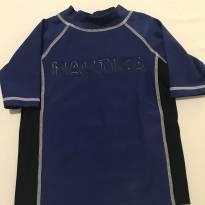 Camiseta UV Nautica - 3 anos - Nautica
