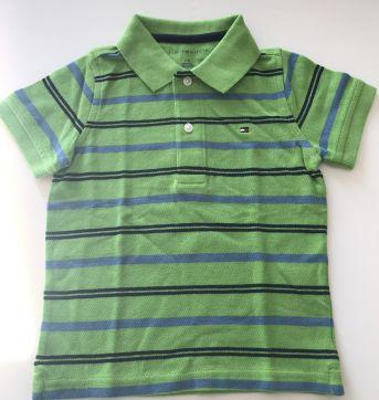 Polo Tommy Hilfiger Verde - 2 anos - Tommy Hilfiger