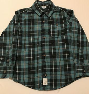 Camisa Xadrez Carter's - 4 anos - Carter`s