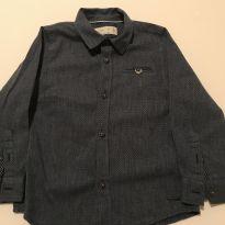 Camisa Zara Boys - 4 anos - Zara Baby