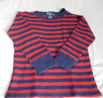1a699247604d9 Camiseta manga longa - Ralph Lauren - 2 anos 2 anos no Ficou Pequeno ...