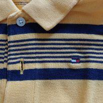 Camisa Polo Tommy - 4-5 anos - 4 anos - Tommy Hilfiger