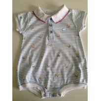 Macaquinho Baby Cottons - 3 meses - Baby Cottons