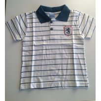 Camisa gola polo - 2 anos - Serelepe