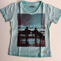 Camiseta Milon - 1 ano - Milon