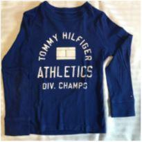 Camisetas Tommy - 4 anos - Tommy Hilfiger