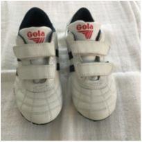 Tênis branco Gola - 27 - Não informada