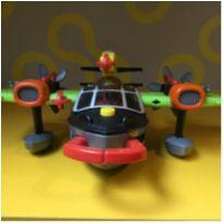 Avião Windscorpion - Imaginext Sky Racers -  - Imaginext