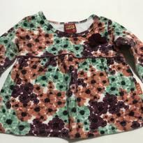 Blusa para sua bebê - 6 meses - Kyly