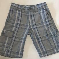 Bermuda original Levi's com ajuste na cintura - 5 anos - Levi`s