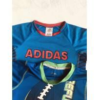 Duas camisetas (1Adidas  original e 1 Asics original) - 5 anos - Adidas e Asics