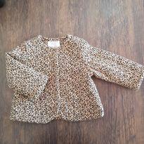 Casaco Zara - 9 a 12 meses - Zara Baby