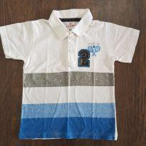Camisa Polo Brandili - 3 anos - Brandili