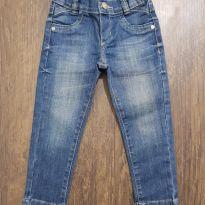 Calça Jeans 2 a 12 Kids - 2 anos - Não informada