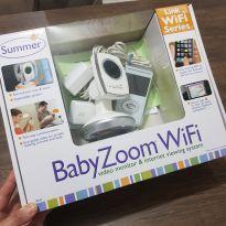 Babá Eletrônica Baby Zoom Wifi Summer
