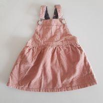 Jardineira veludo Zara - 12 a 18 meses - Zara Kids