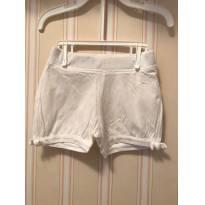 Shorts Branco - OshKosh - 18 meses - OshKosh