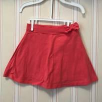 Saia Shorts Rosa - POim - 3 anos - Poim, Cherokee e Up Baby