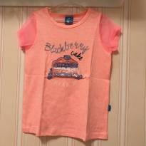 Camiseta Cake - Hering - 4 anos - Hering Kids