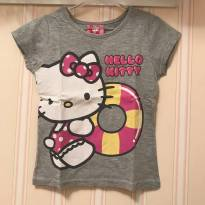 Camiseta Hello Kitty Nadadora - 6 anos - Hello  Kitty
