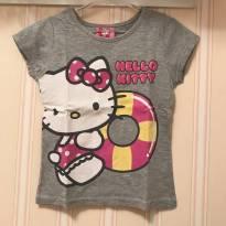 Camiseta Hello Kitty Nadadora - 6 anos - Hello  Kitty