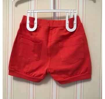 Shorts Goaiba - Baby Classic - 2 anos - Baby Classic