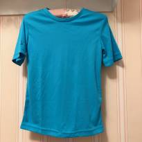 Camiseta de Praia Azul com Proteção Solar - Triboard - 4 anos - Triboard - Decathlon