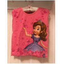 Camiseta Rosa Princesa Sofia