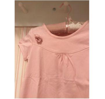Camiseta Rosa bebê - Poim - 3 anos - Poim, Cherokee e Up Baby