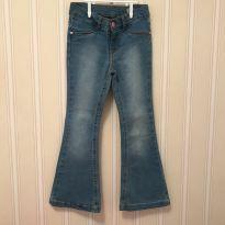 Calça Jeans Flare - Hering - 6 anos - Hering Kids