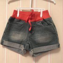 Shorts Jeans com elástico - 4 anos - Have Fun