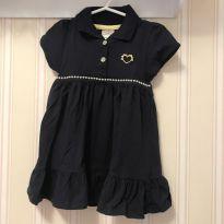 Vestido Azul Marinho - MILON - 3 anos - Milon