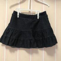 Shorts Saia Jeans - 4 anos - Fuzarka