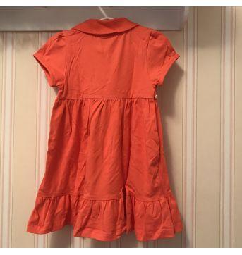 Vestido Goiaba - MILON - 3 anos - Milon